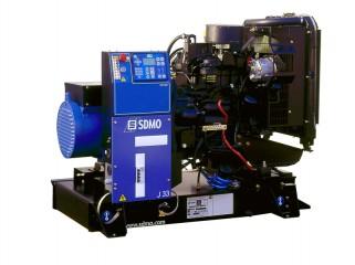 Дизельная электростанция SDMO Pasific T33 (26,4 кВт) – 200 т.р. – ПРОДАНО