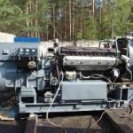 200 кВт Дизель генератор АД-200 - Generatorbu.Ru