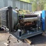 200 кВт  Дизель генератор АД-200 - Generatorbu.Ru 3