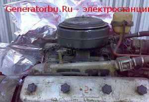 Дизельная электростанция АД-75-Т400 75 (кВт) двиг. ЯМЗ-238