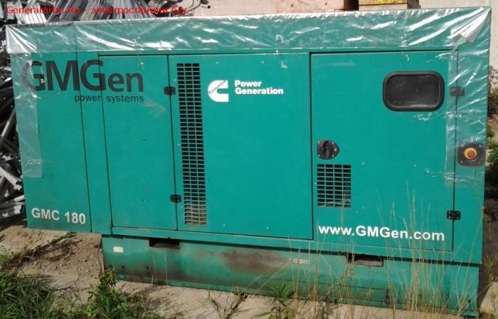 Электростанция б/у Cummins C180 в кожухе (2008г., 600мт.ч.), гарантия 12 мес. – срочно – 790 т.р.