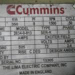 Электростанция бу CUMMINS 350 кВа 280 кВт - Generatorbu.Ru 3