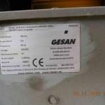 Электростанция бу GESAN дизель Volvo 104 кВт - Generatorbu.Ru 1