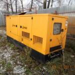 Электростанция бу GESAN дизель Volvo 104 кВт - Generatorbu.Ru 12