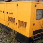 Электростанция бу GESAN дизель Volvo 104 кВт
