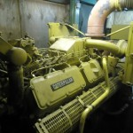 Электростанция бу Caterpillar 480 кВт - Generatorbu.Ru 1