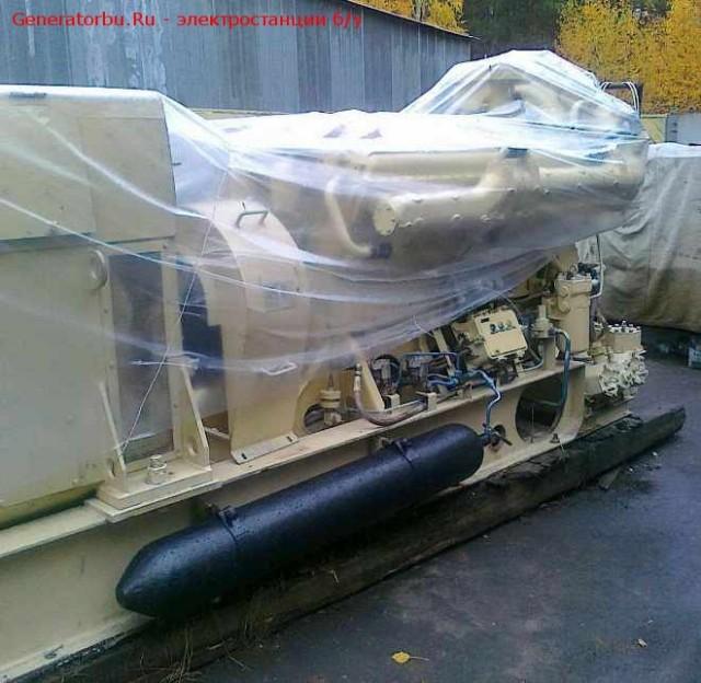 Дизель генератор 500 кВт двигатель М623 - Generatornu.Ru 1