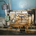 Военная электростанция 75 кВт