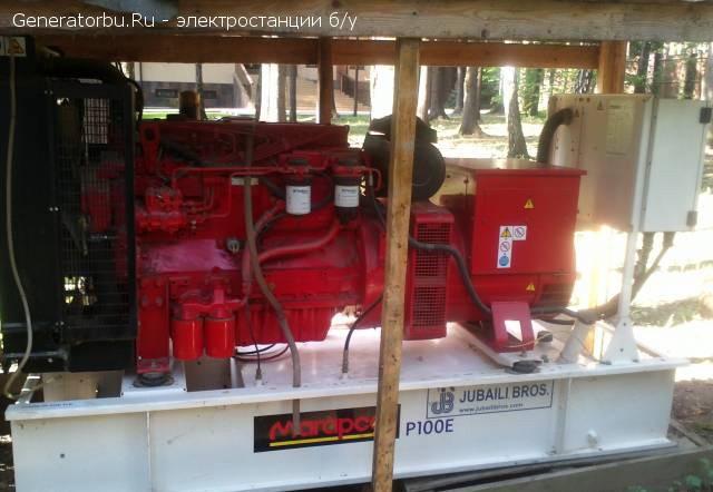 Дизельная электростанция 100 кВт с двигателем Perkins (0 мт/ч, новая в упаковке), срочная продажа – 490 т.р., ТОРГ