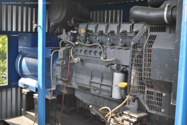 Дизель генератор бу в контейнере 100 кВт Deutz - Generatorbu.Ru - 2