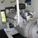 Дизель генератор 100 кВт с ЯАЗ-238 в контейнере - Генераторбу.Ру 4