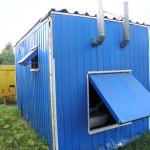 Дизель генератор 100 кВт с ЯАЗ-238 в контейнере - Генераторбу.Ру 7