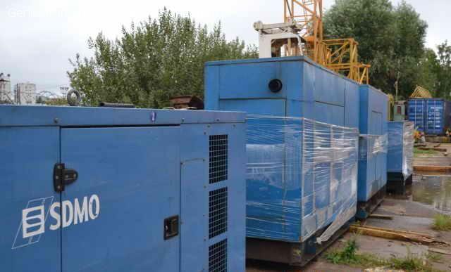 Дизель генератор 120 кВт, SDMO (Франция). Срочная продажа.