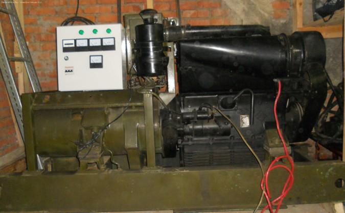 Генераторы дизельные IFA 20 (кВт), пр-во Германия, с хранения. Всего 182 (т.р.)